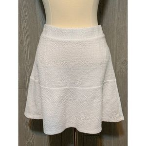 MICHAEL Michael Kors Stretch White Skirt 2